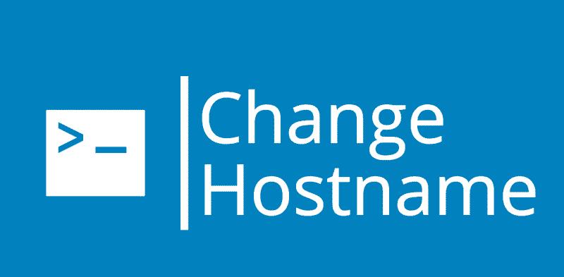 Ubah Hostname di Linux
