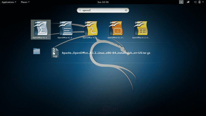 Install Apache OpenOffice di Linux
