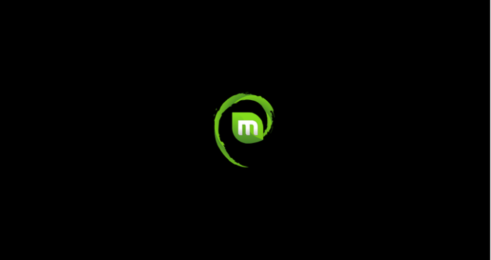 Mengubah Tampilan Splash Screen Linux Mint
