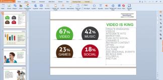 Install WPS Office Presentation si Ubuntu