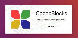 Install Code Blocks di Linux