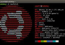 Install Neofetch di Ubuntu