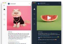 Install Ramme, Aplikasi Instagram Untuk Linux