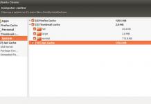 Install Ubuntu Cleaner di Ubuntu