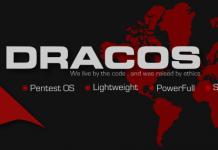 Cara Install DracOS Linux
