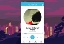 Putar Lagu di YouTube Menggunakan Aplikasi Pemutar Musik