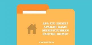 APA ITU HOME