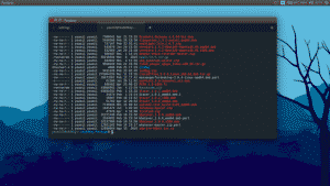 Install Terminus di Linux, Terminal Cantik