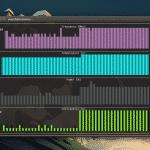 Tampilan Stress Terminal UI