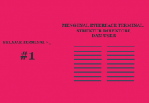 Belajar Terminal #1 Mengenal Tampilan Terminal