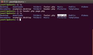 Cara Ubah Nama File Menggunakan Terminal
