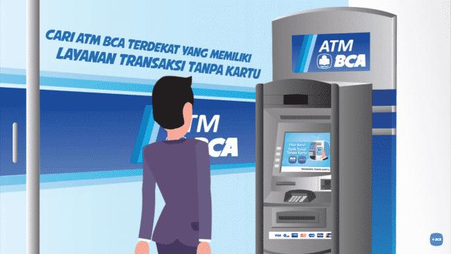 Cara Mencari ATM BCA Terdekat Dari Lokasi Saya Sekarang ...