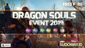 dragon souls blue free fire