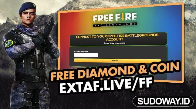 extaf live free fire