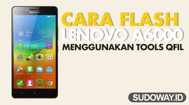 flash lenovo A6000