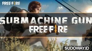 submachine gun free fire