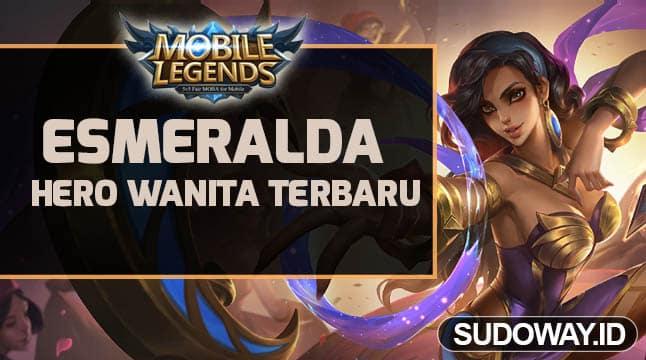 Esmeralda ml