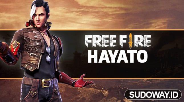 Skill Karakter Hayato Ff Free Fire Dan Cara Mendapatkan Karakter Baru Hayato Ff