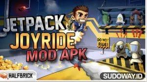 jetpack joyride offline mod apk
