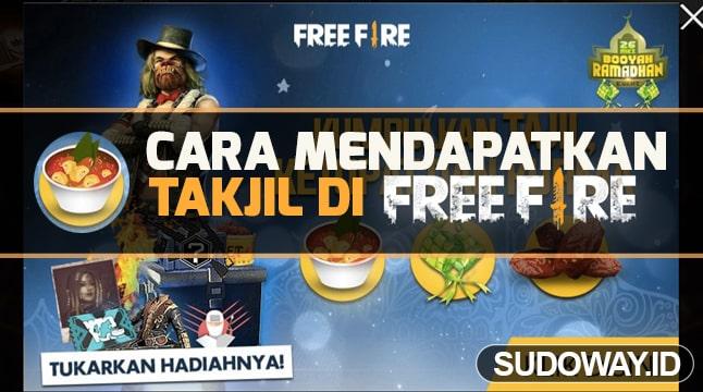 cara mendapatkan takjil di free fire