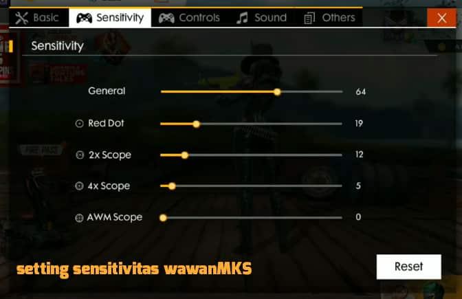 sensitivitas ff