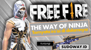 the way of ninja free fire apa itu