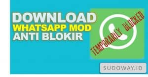 whatsapp mod anti blokir